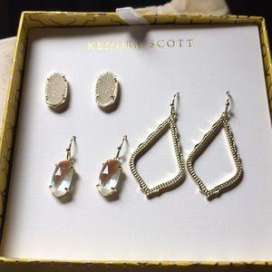 Kendra Scott Jewelry Trio
